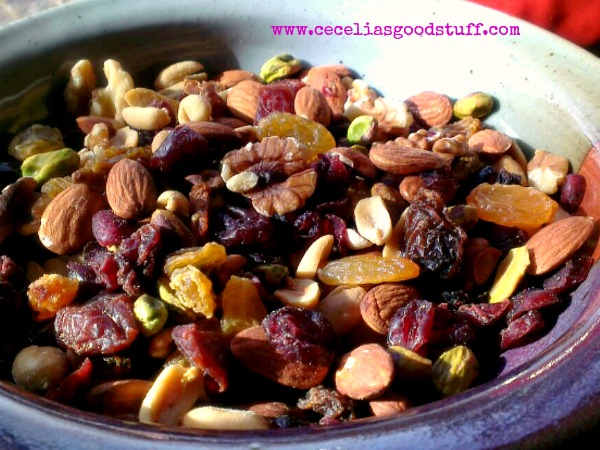 Trail Mix Blend