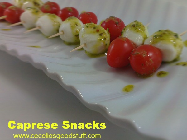 Caprese Snacks