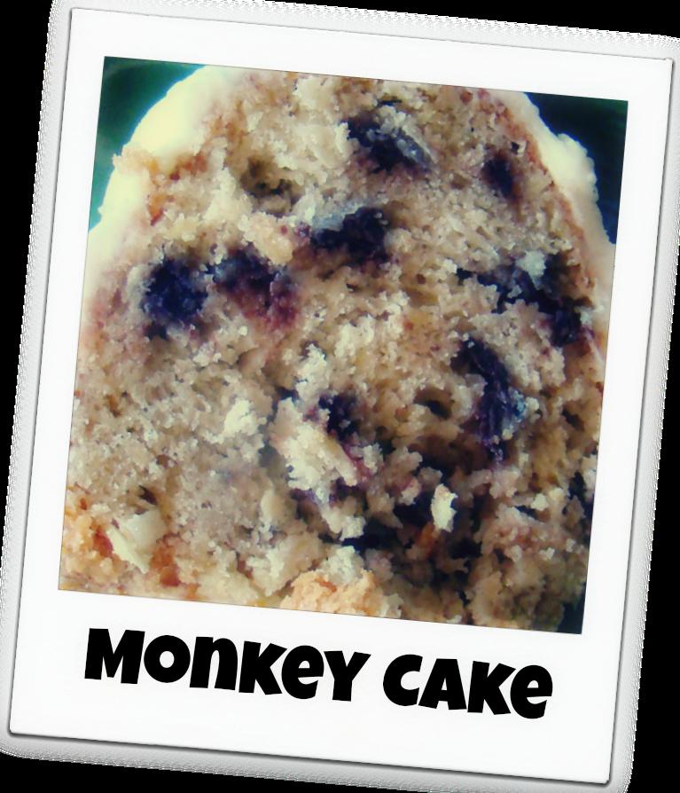 monkey cake 2