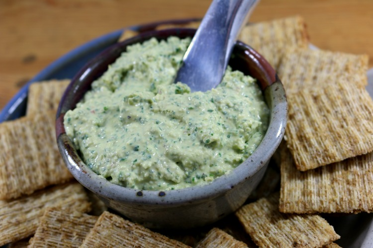 Green Chile Cheese Spread