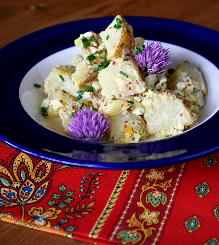 Potato Salad with Chives