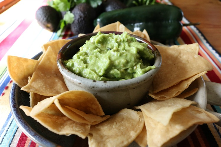 Simple and Easy Guacamole