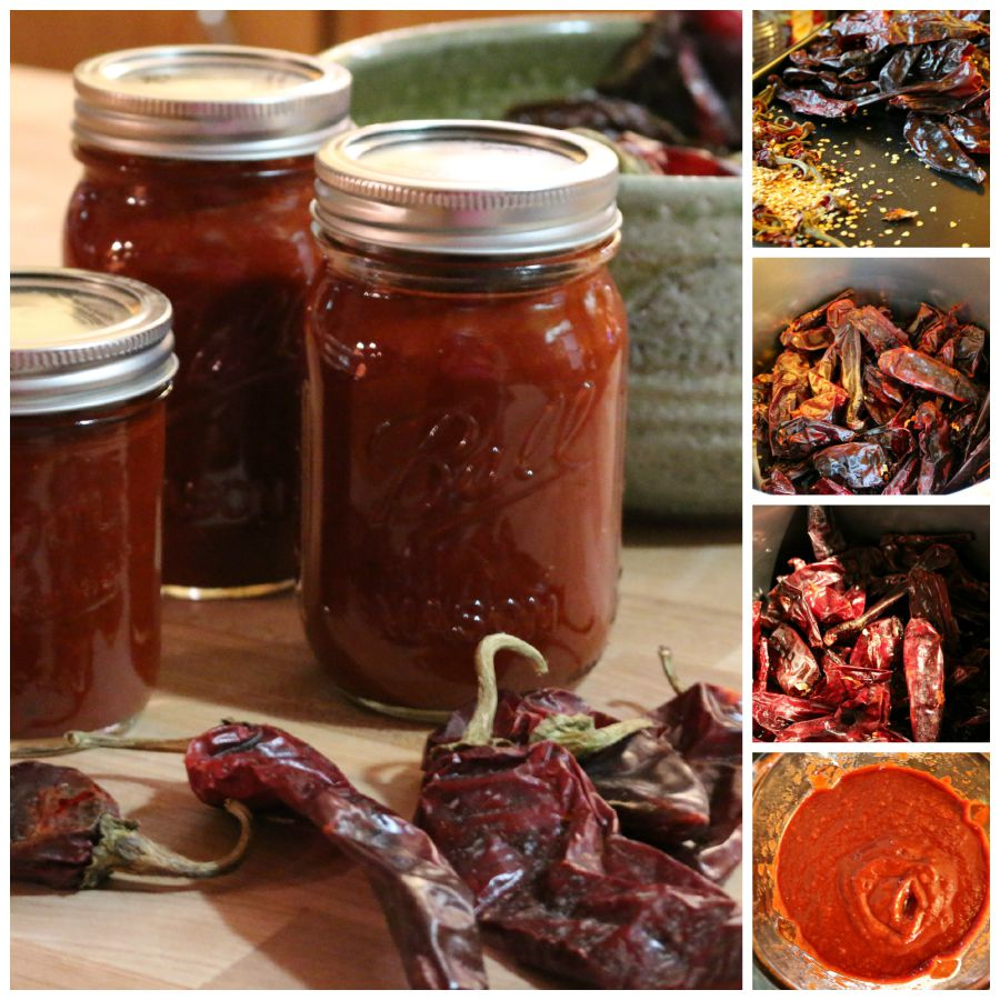 Roasted Red Chile Sauce