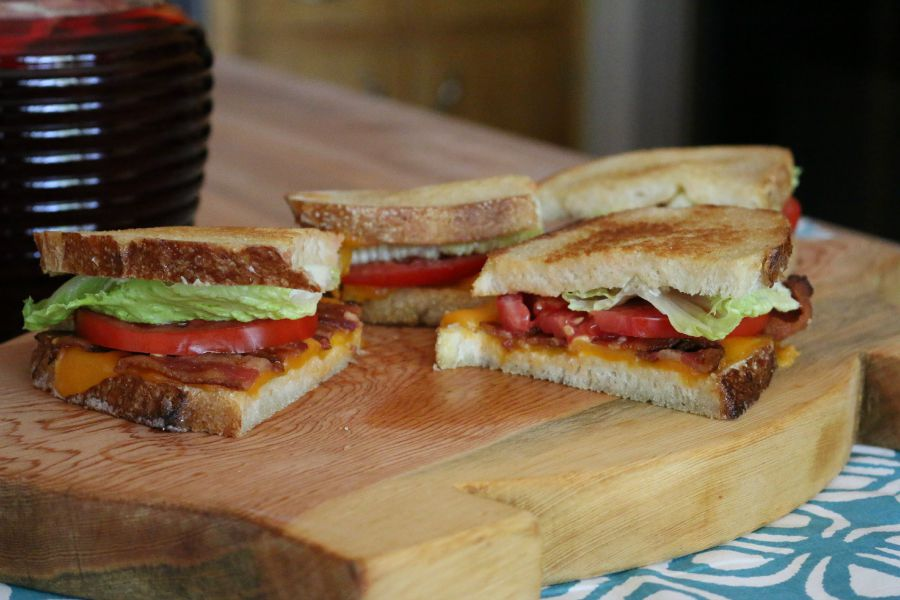 Spicy Chipotle BLT
