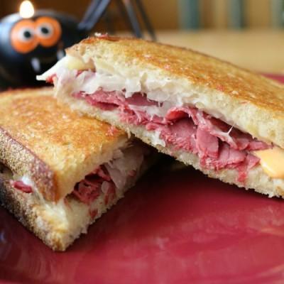 The Ultimate Corned Beef Sandwich