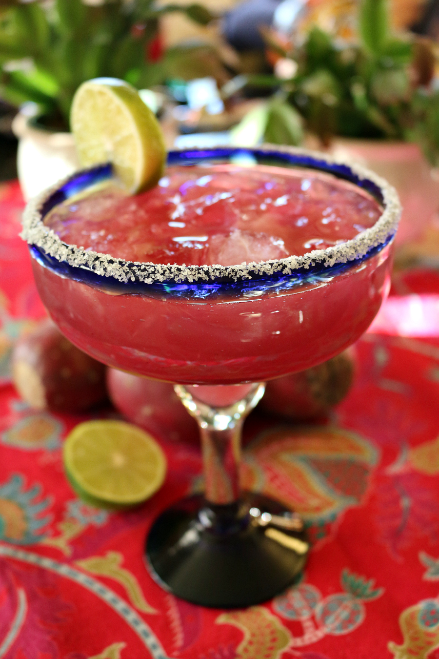 Cranberry Margarita is the perfect holiday cocktail, easy to make and oh, how tasty!