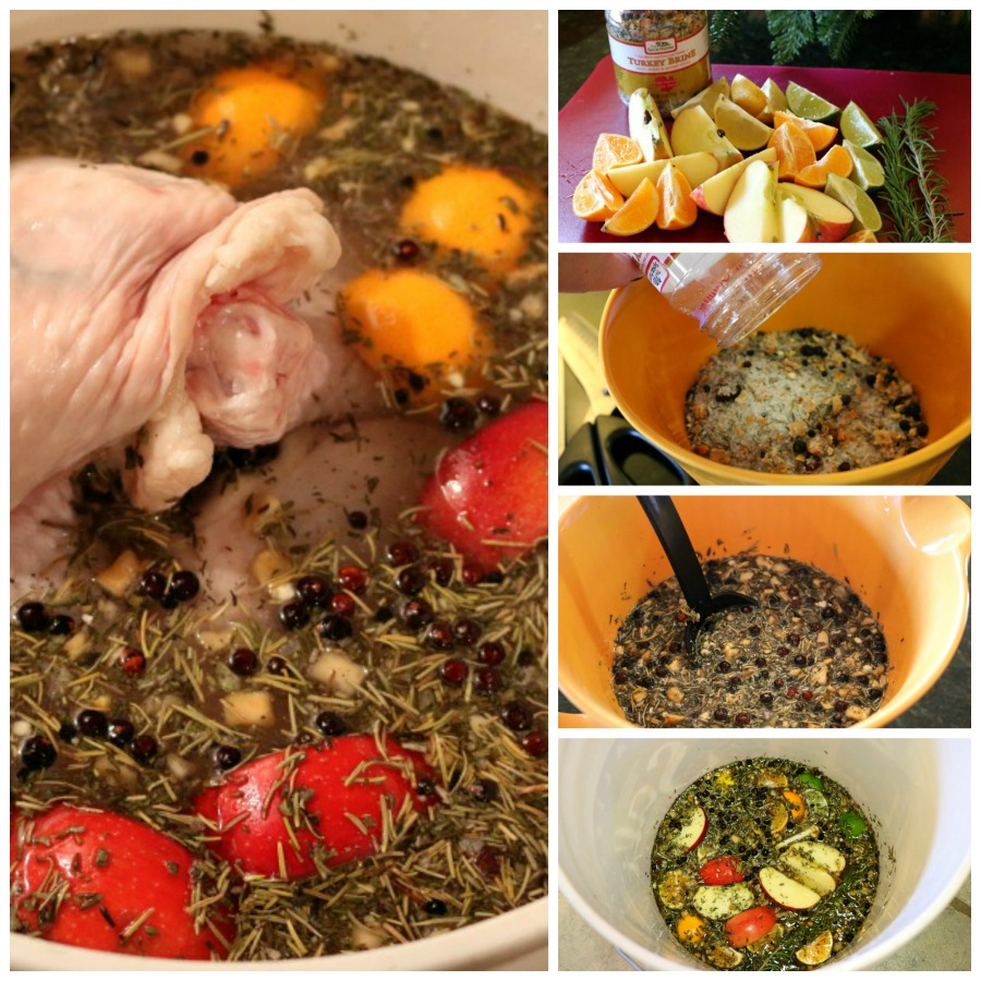 Brining your Thanksgiving Turkey CeceliasGoodStuff.com | Good Food for Good People