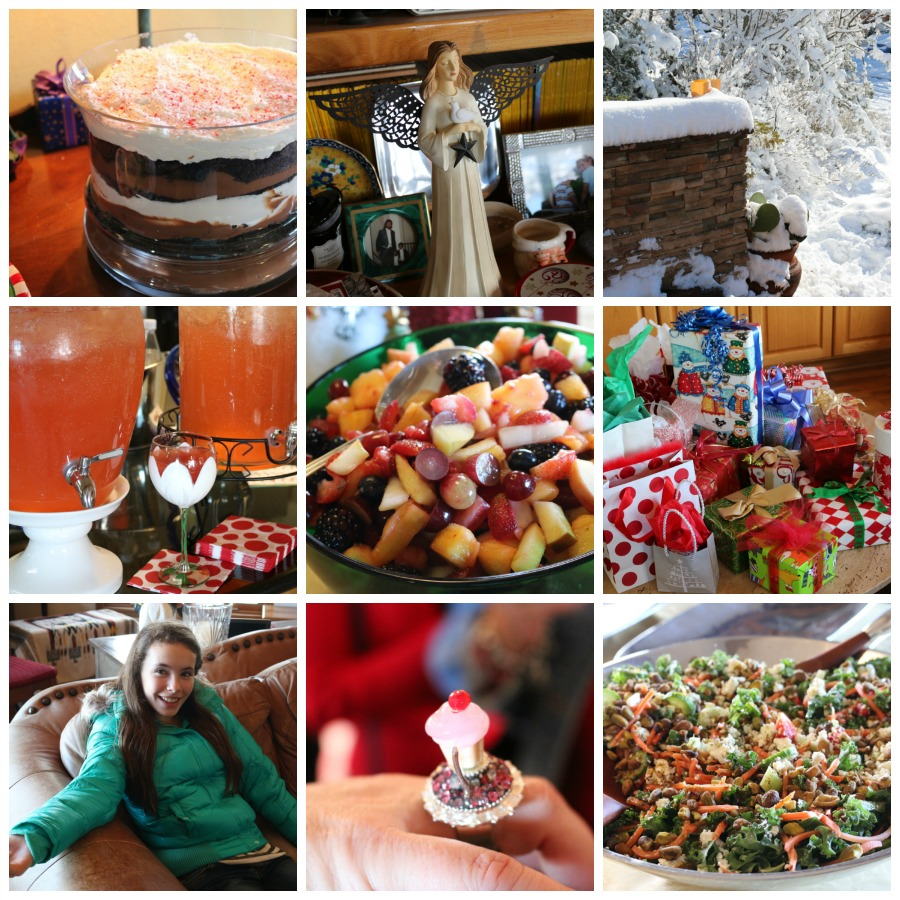 A few pictures from the ornament exchange. What great fun and great food! Happy Holidays!