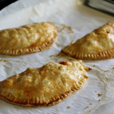 Ham & Cheese Breakfast Turnovers