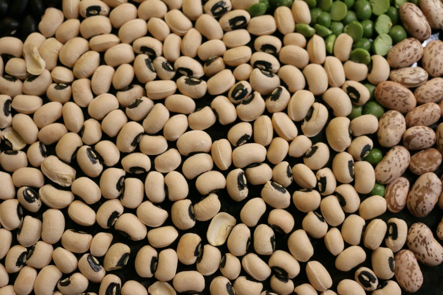 New Year's Black Eyed Peas