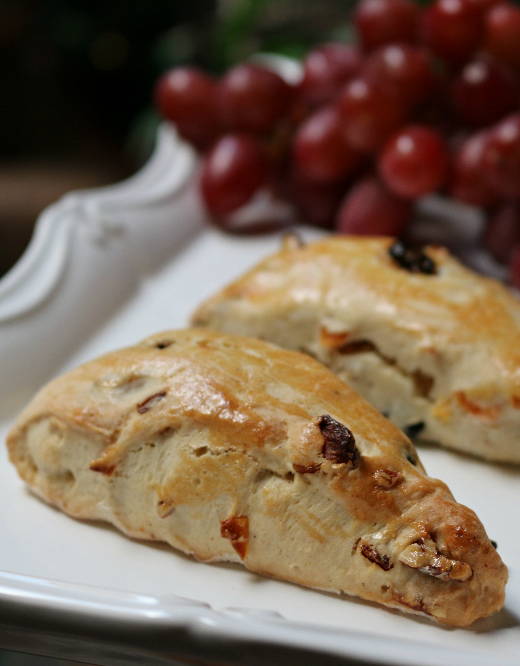 This recipe for Apricot Cherry Scones is the best ever!