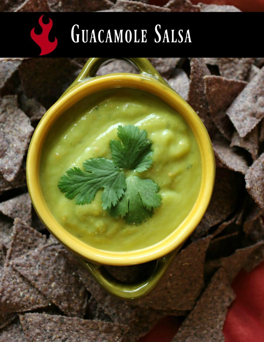 Southwestern Flavors - Recipe for Guacamole Salsa