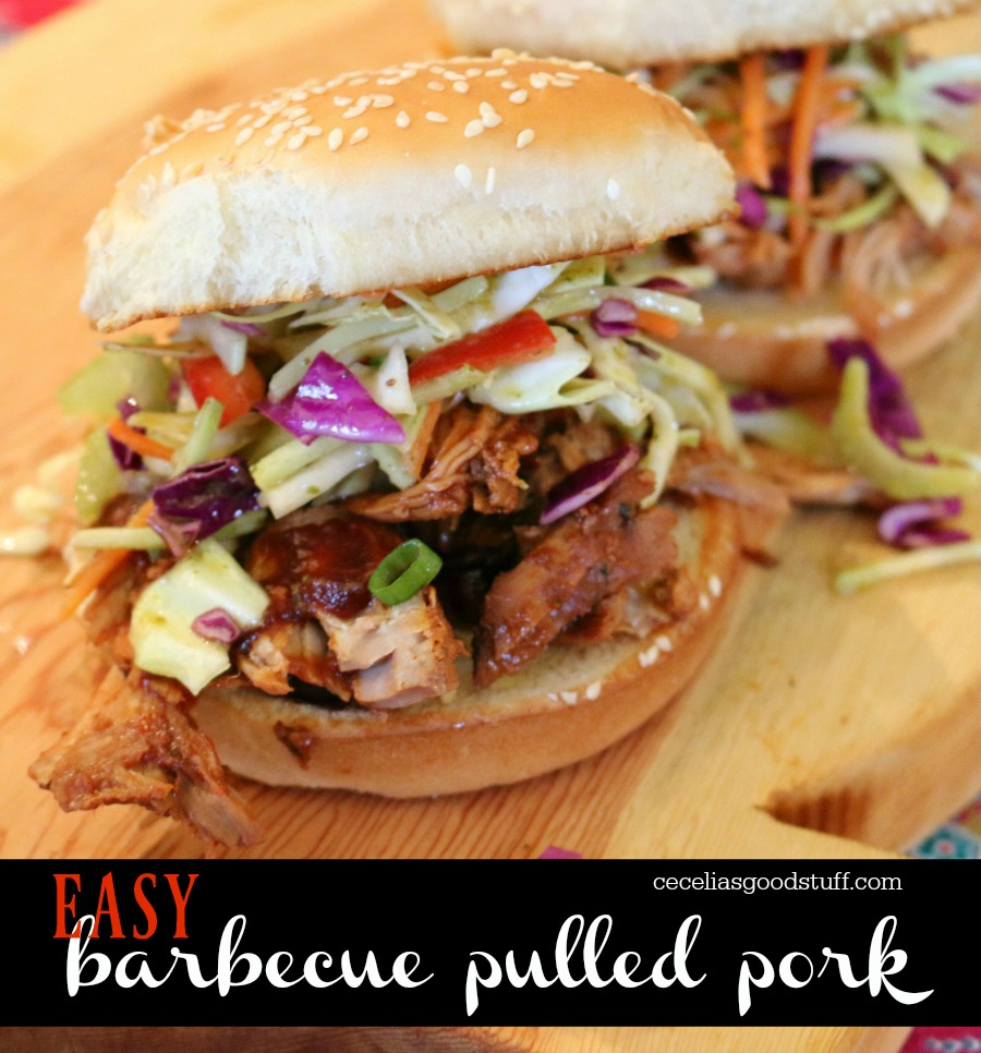 Easy Recipe for Barbecue Pulled Pork