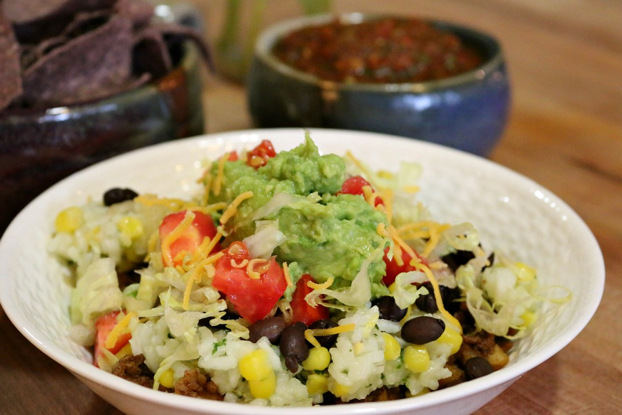 Southwestern Rice Bowl