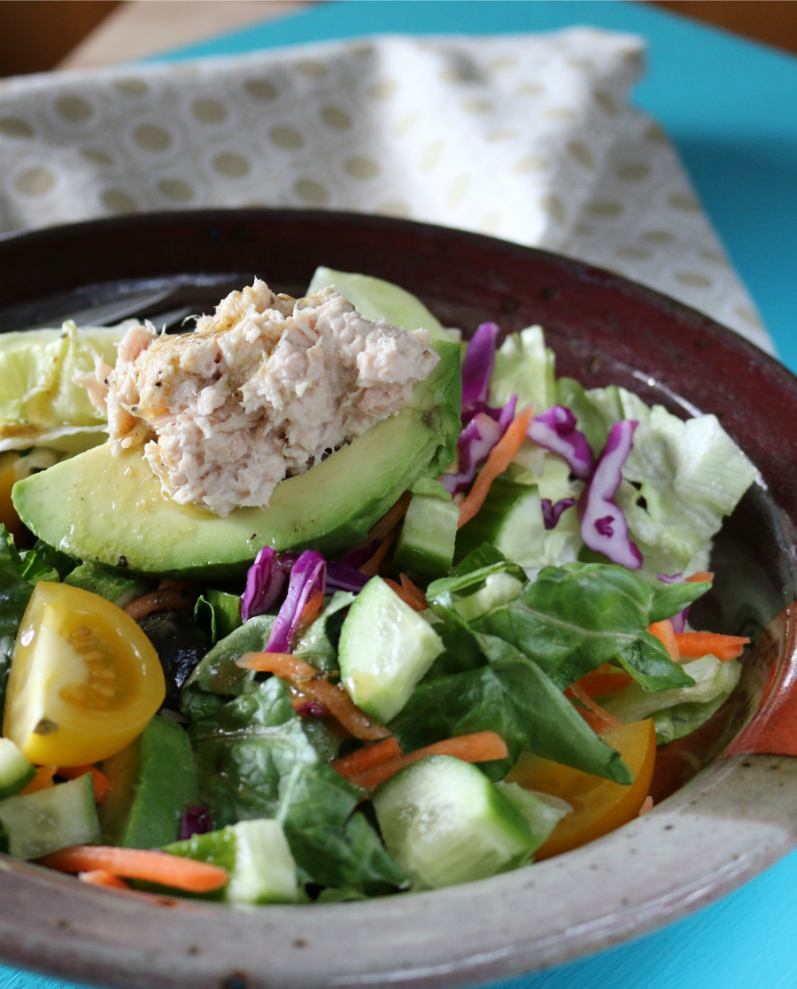 The Perfect Tuna Salad