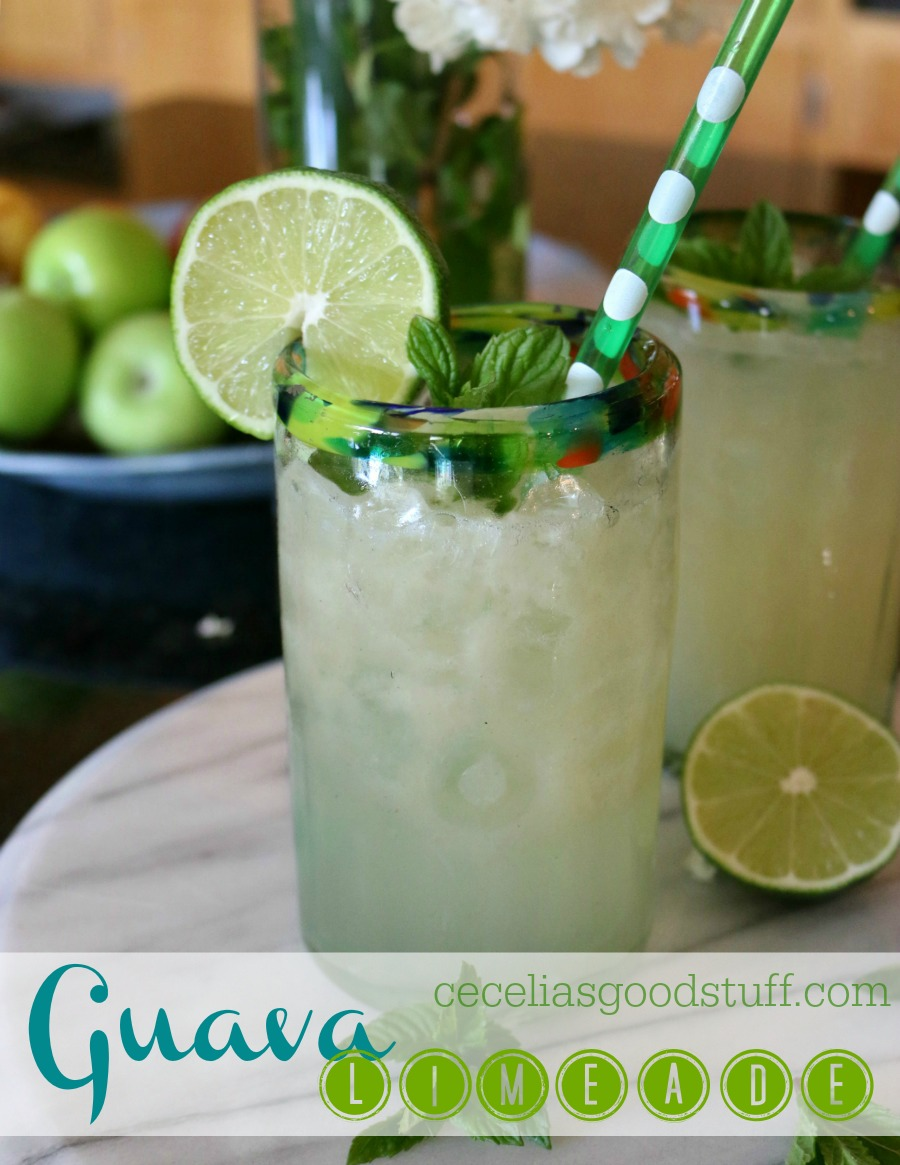 Recipe for Guava Limeade