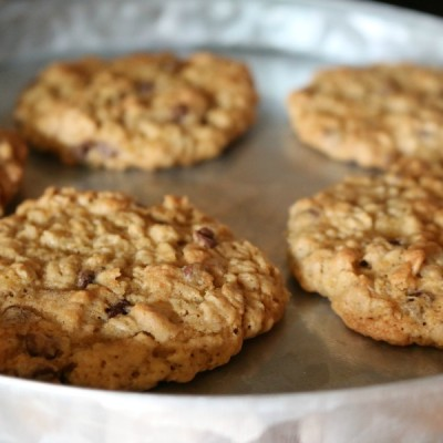 Oatmeal Cookies Three Ways