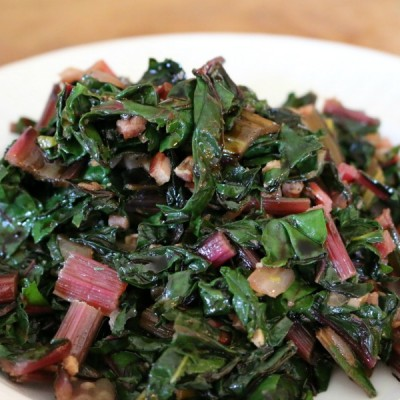 The Best Swiss Chard Recipe Ever
