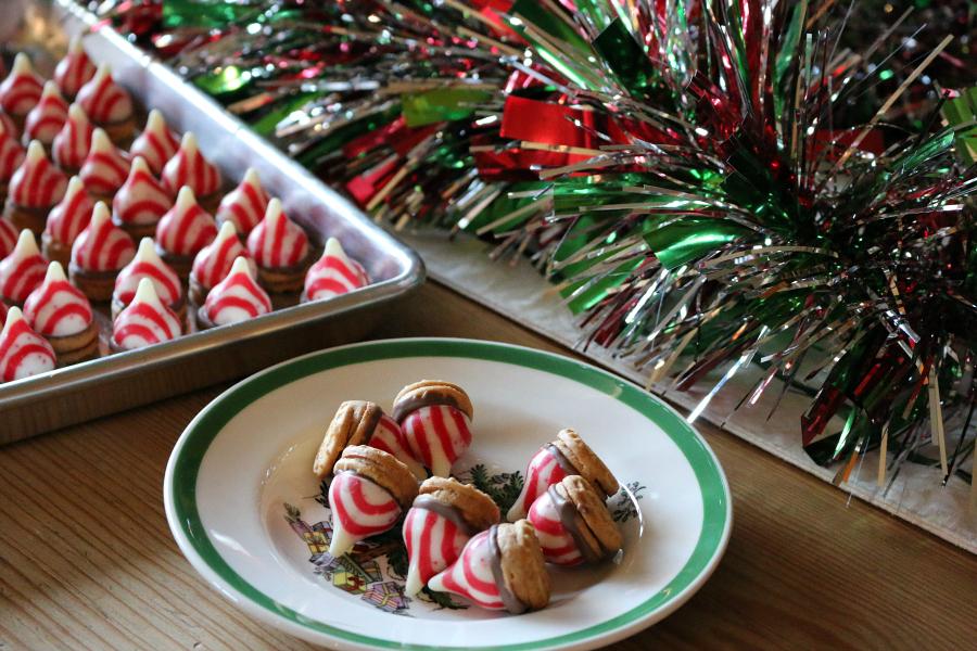 Easy Holiday Acorn Cookies