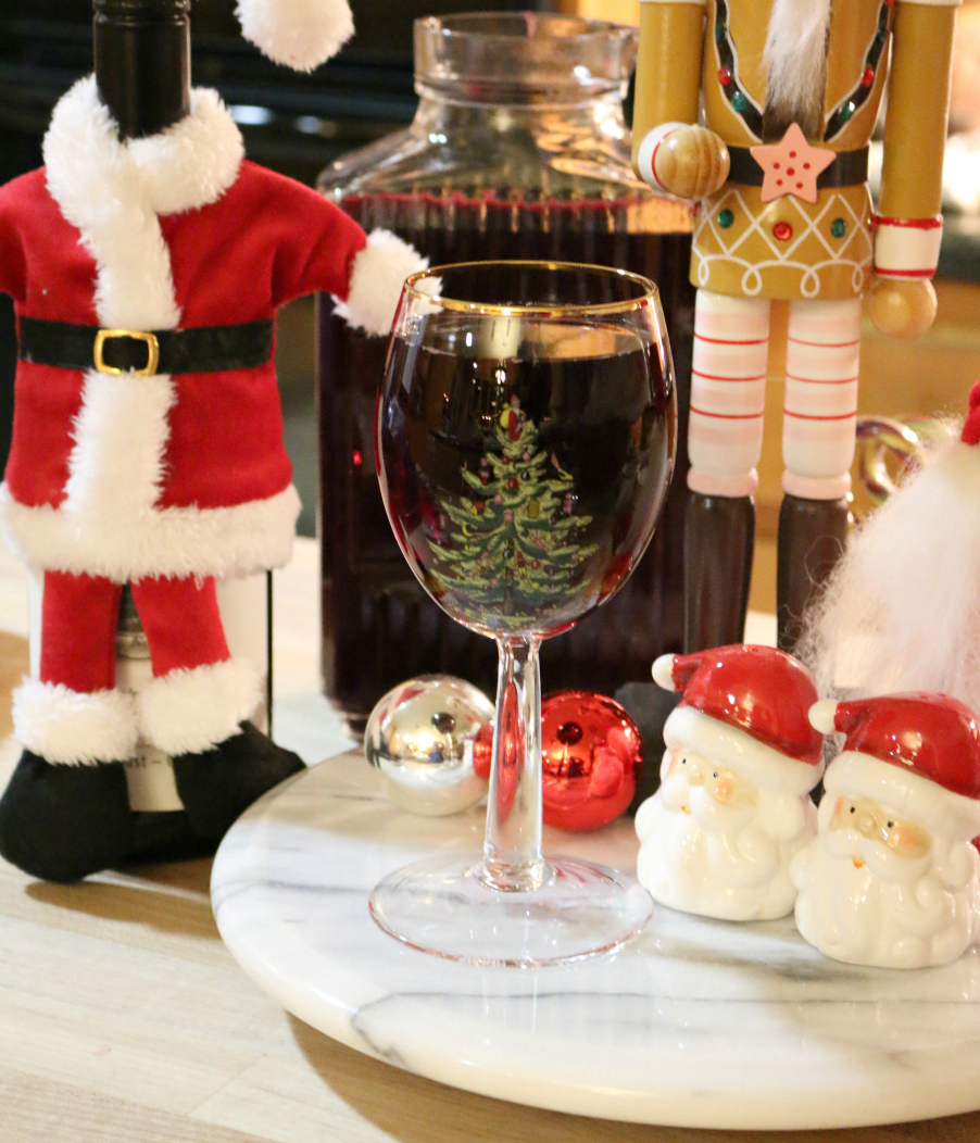 Easy Recipe Holiday Sangria Rojo