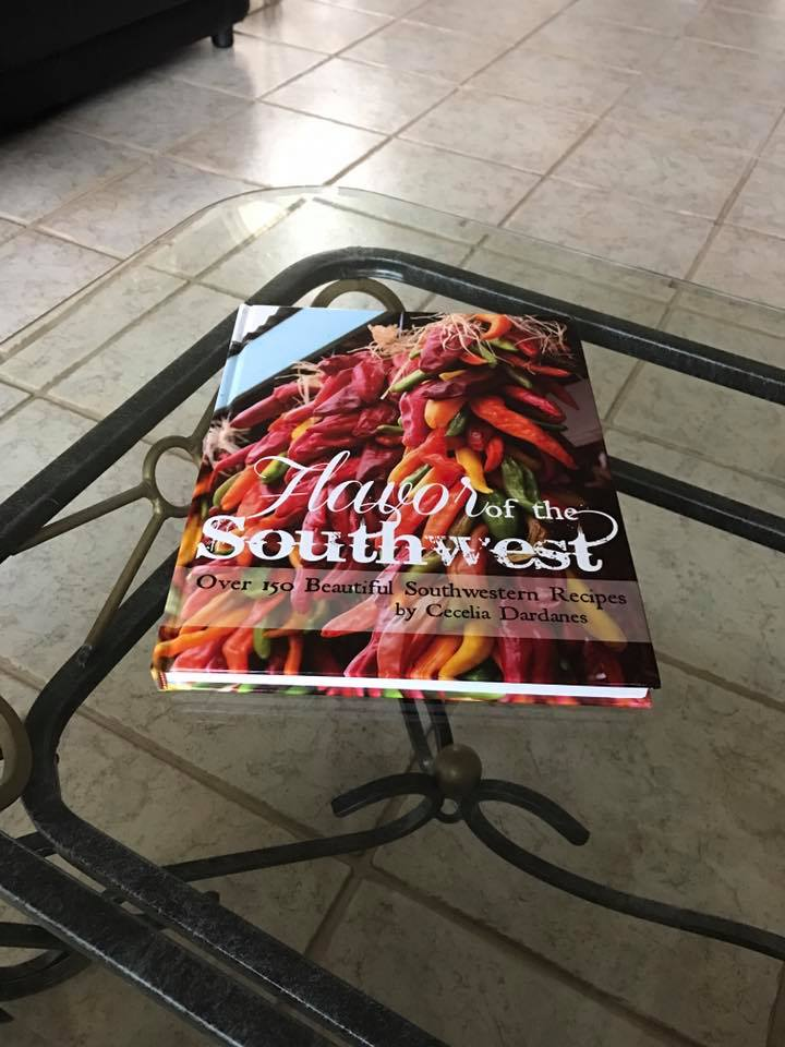 "Paula of Fort Worth, TX says, ""Wow! This fabulous cookbook has its new home on my coffee table in my Great Room. I so love sitting in the room sipping coffee and looking through this incredible assortment of recipes that are so beautifully displayed--what an amazing job on this, Cecelia!!! It is my all-time favorite cookbook, Congratulations!!!"