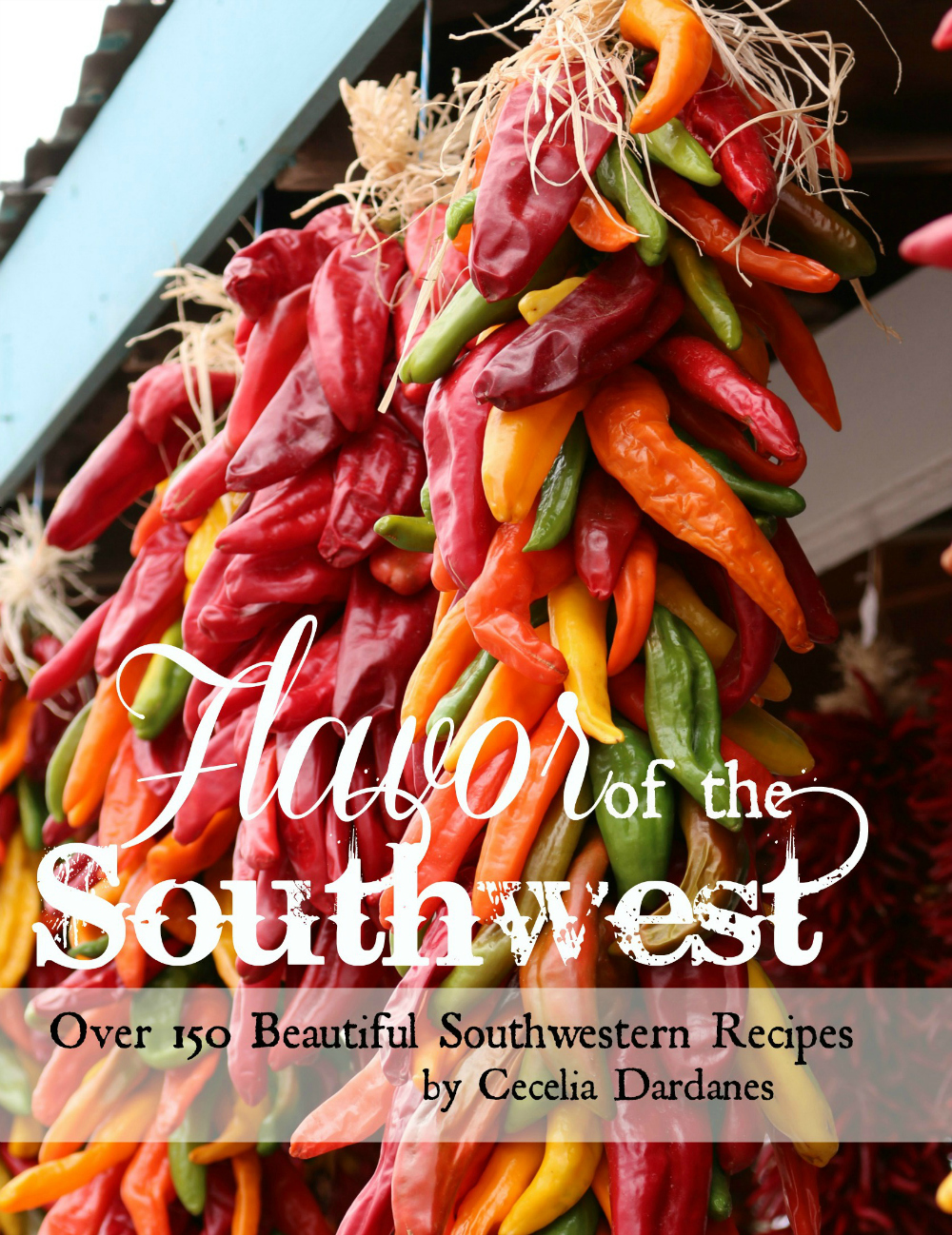 "My new cook is getting rave reviews. It makes the perfect gift for that special cook in your life. The book is beautiful with 320 full color pages of easy and simple recipes. Many of the prized recipes have been in my family for four generations. To purchase a copy of my new cookbook ""FLAVOR OF THE SOUTHWEST"""