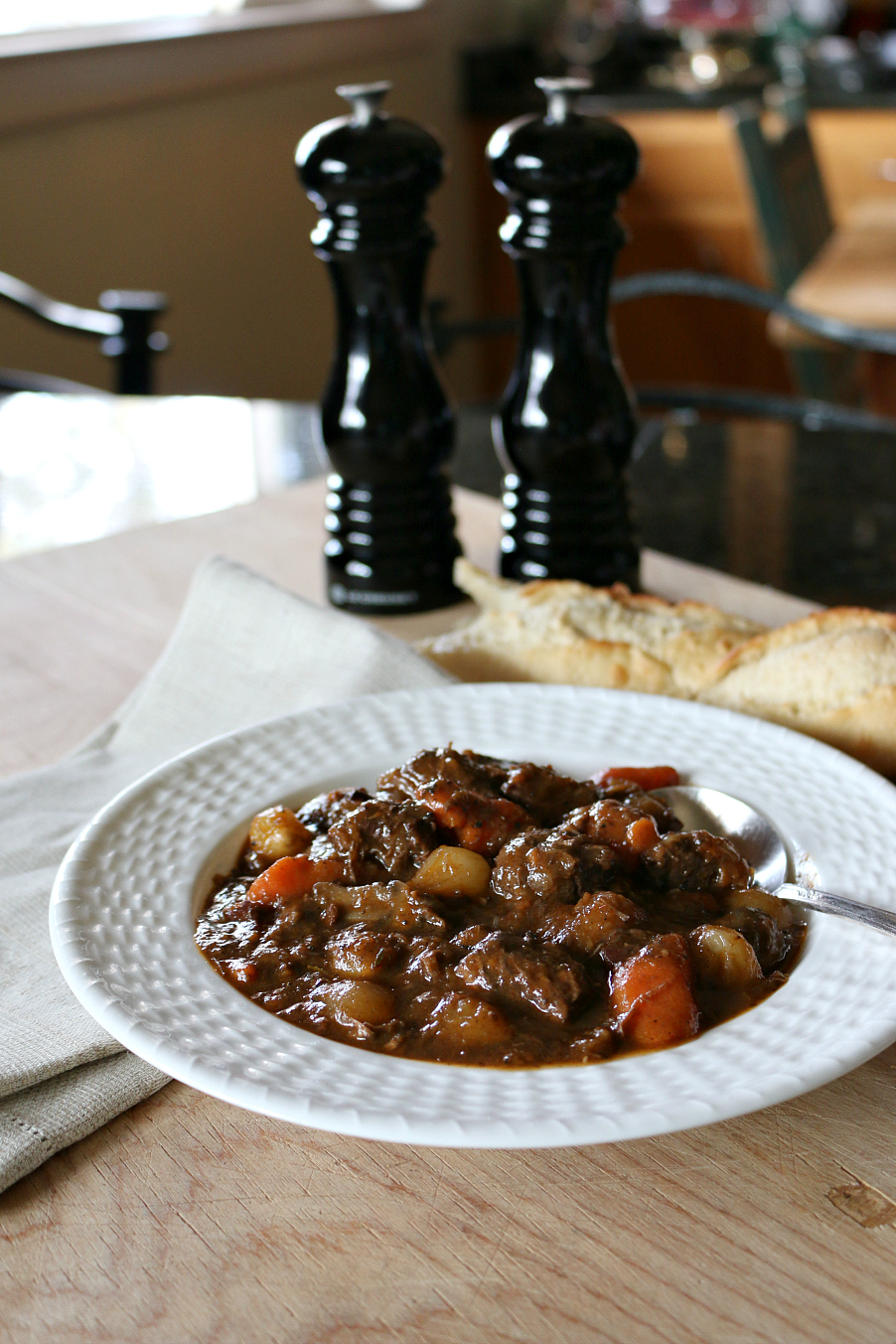 The Ultimate Beef Stew Recipe plus it is Gluten FREE | www.ceceliasgoodstuff.com