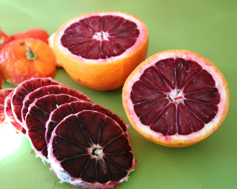 A Blood Orange Vinaigrette Recipe
