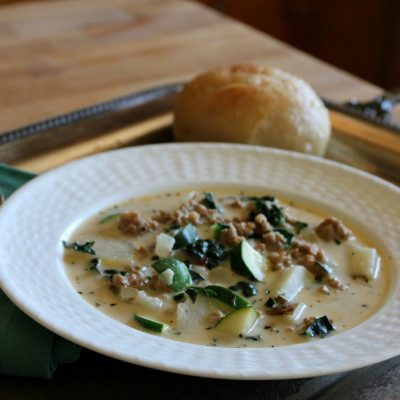 Toscana Italian Kale and Sausage Soup