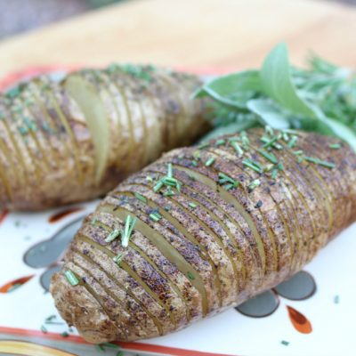 Rosemary Herb Roasted Potatoes