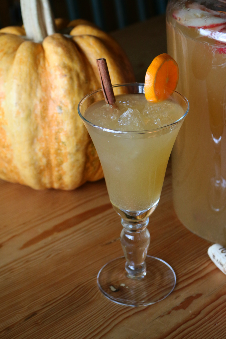 An Easy and Simple Holiday Fresh Citrusy White Sangria Recipe CeceliasGoodStuff.com Good Food for Good People