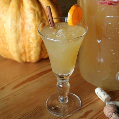 Fresh Citrusy Holiday White Sangria Recipe