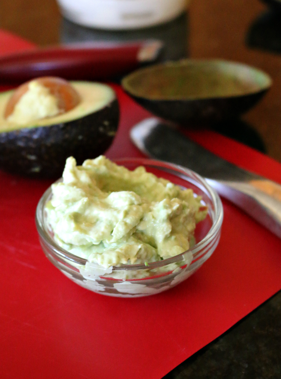 Avocado Mayo CeceliasGoodStuff.com | Good Food for Good People