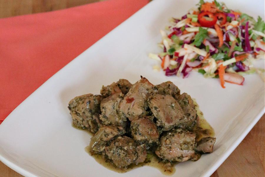 Simple recipe for Slow Cooker Pork Carnitas